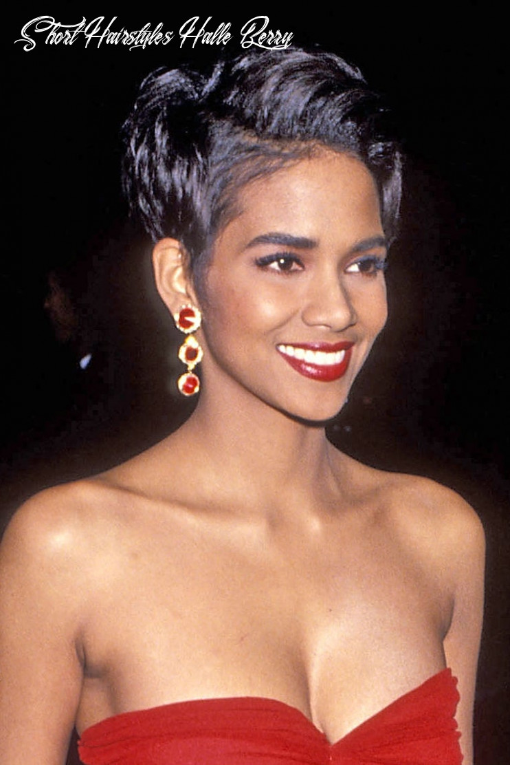 Halle berry pixie hairstyles essence short hairstyles halle berry