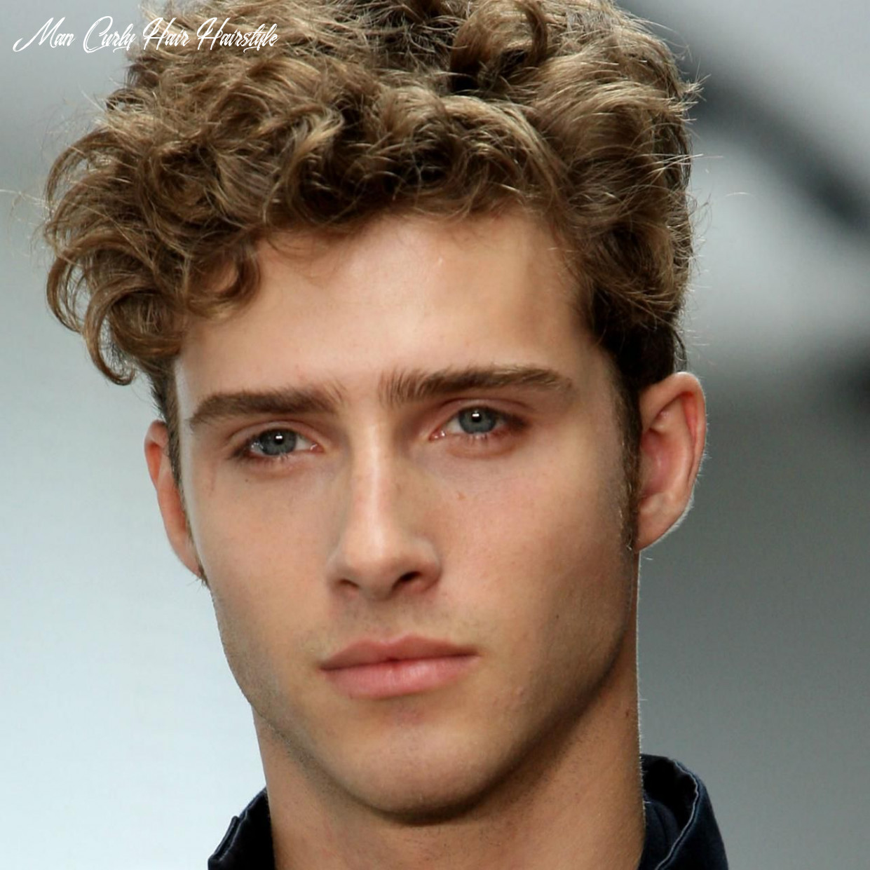 Having trouble with your curly hair? man curly hair hairstyle