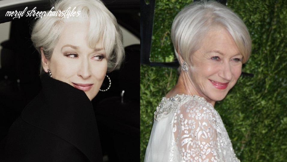 Helen Mirren: Meryl Streep stole my hairstyle for 'The Devil Wears ...