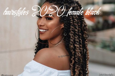 Here are the best short, medium and long black hairstyles hairstyles 2020 female black
