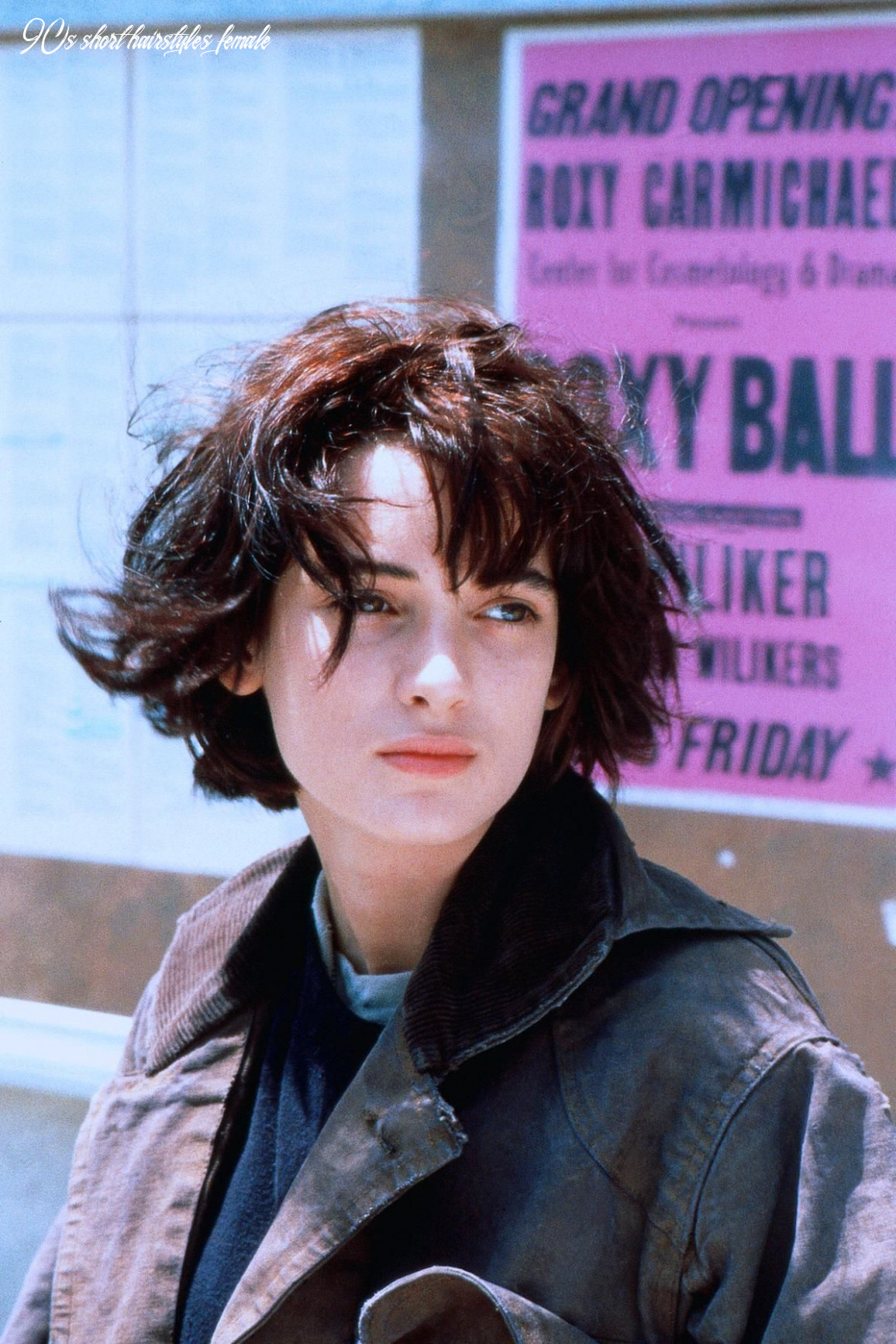 Hipppietrash … | winona, winona ryder, short hair styles 90s short hairstyles female