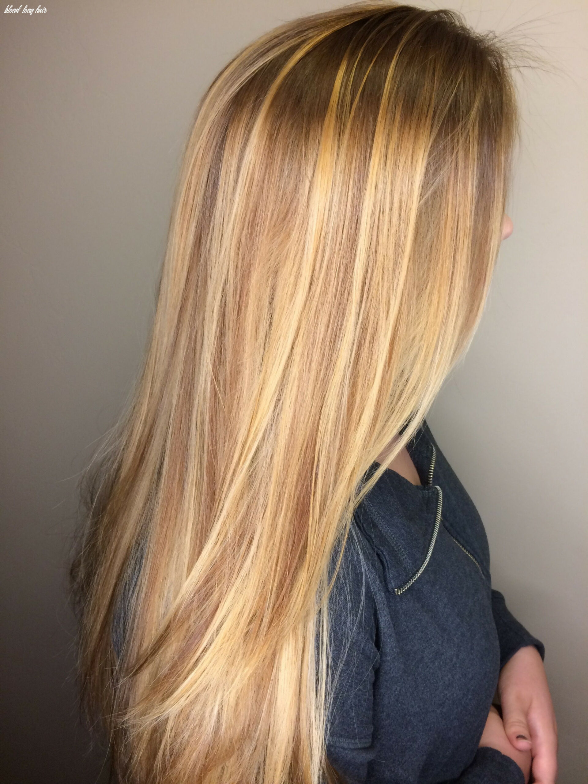 Honey Blonde / Golden Blonde / Long Hair / Balayage | Frisuren ...