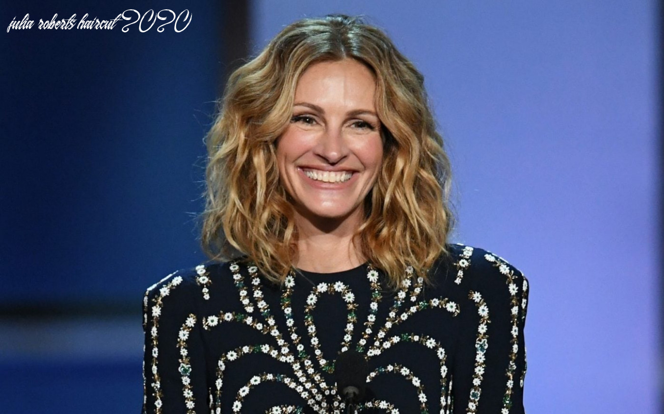 How to age proof your haircut for summer, like julia roberts julia roberts haircut 2020