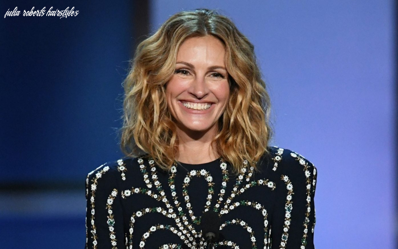 How to age proof your haircut for summer, like julia roberts julia roberts hairstyles