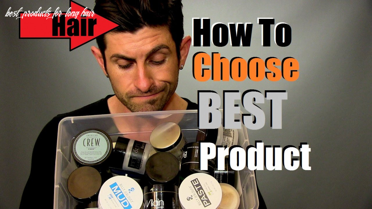 How To Choose The Best Hair Product For Your Hairstyle | Hair Product  Selection Tips