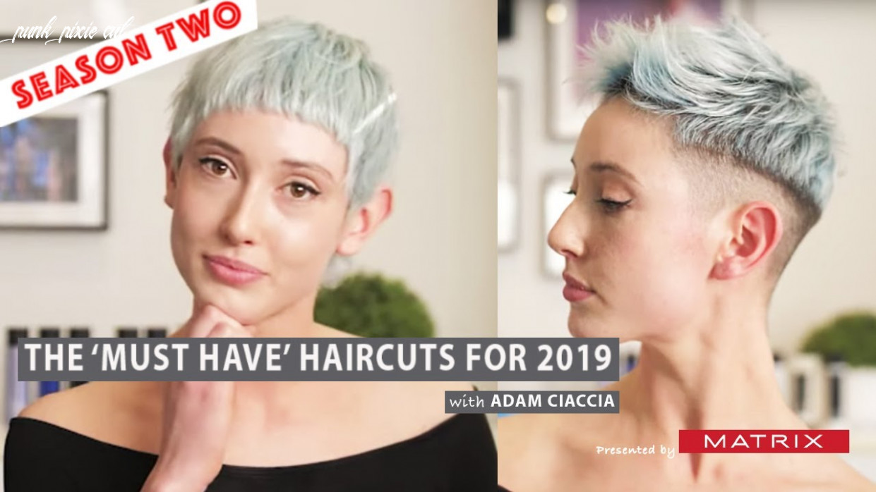 How to Create a Punk Pixie Cut - The 'MUST HAVE' Haircuts of 1112 - Season  112 Episode 112