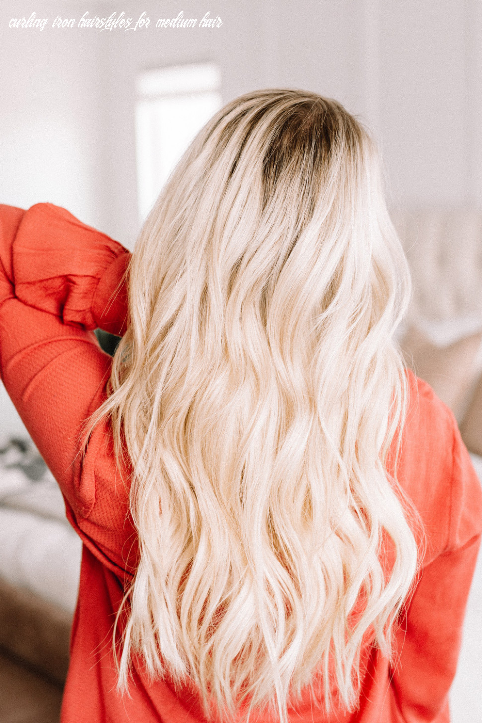 How to curl hair with a curling wand! twist me pretty curling iron hairstyles for medium hair