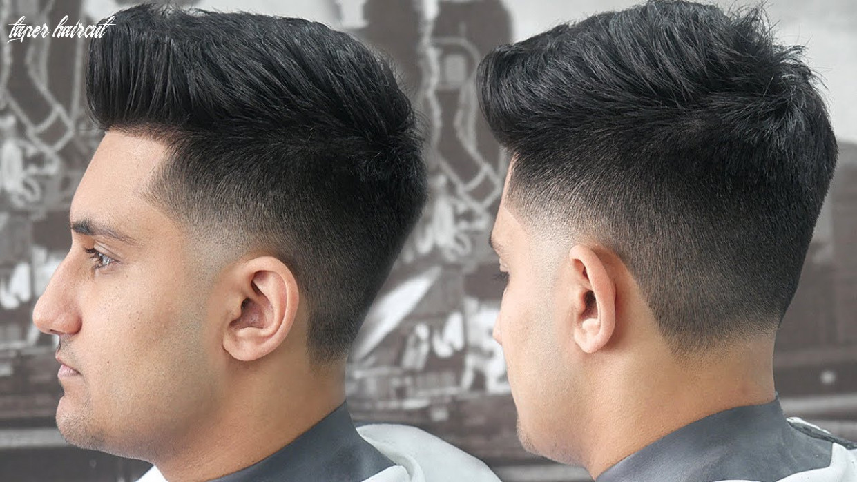 How to do a taper for beginners || taper haircut tutorial made easy taper haircut