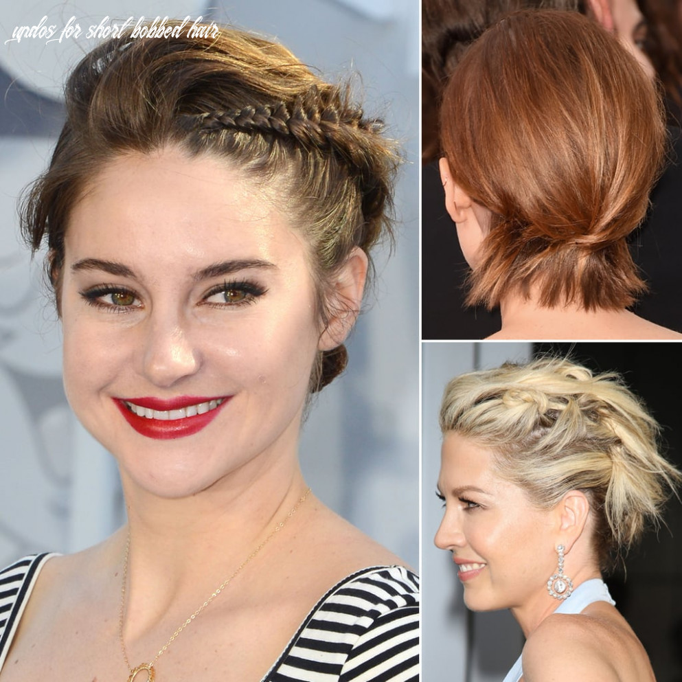How to do updos for short hair and bobs | popsugar beauty australia updos for short bobbed hair