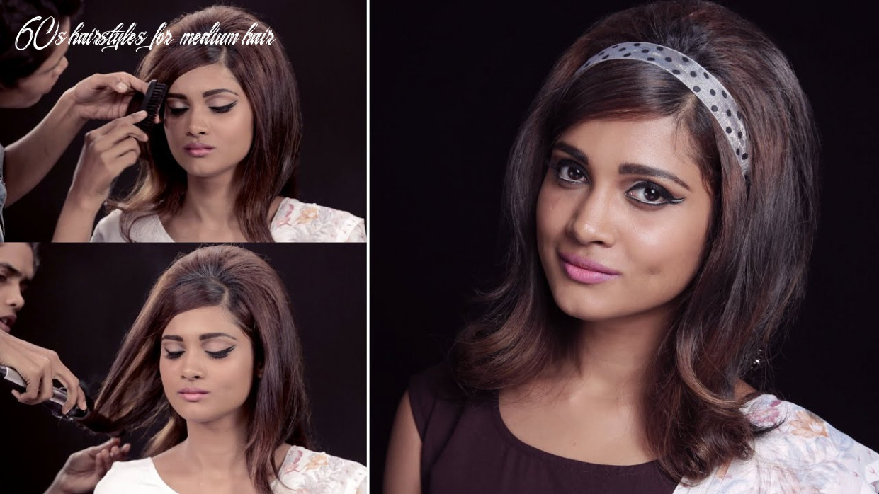 How to get the '12s hairstyle look | quick and easy