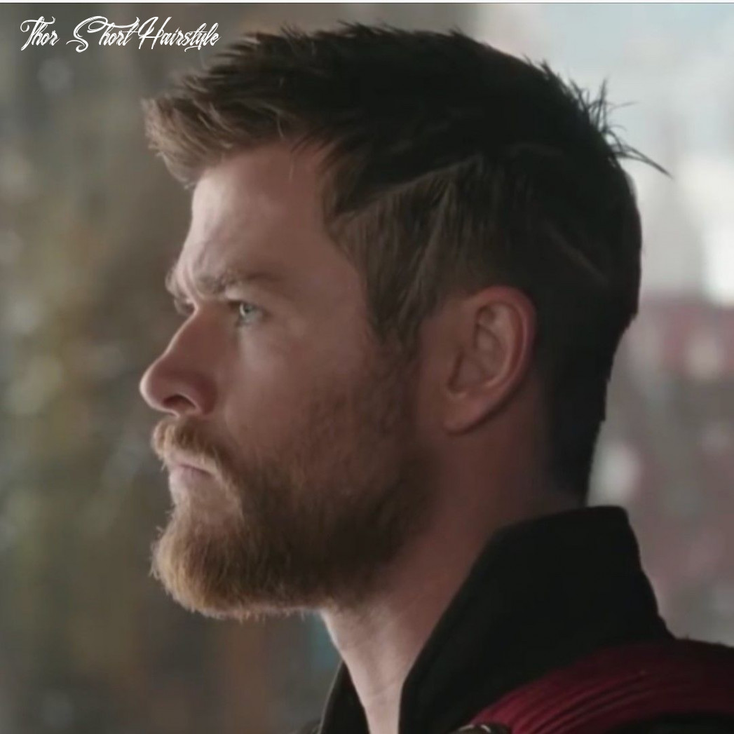 How to get the new chris hemsworth thor ragnarok haircut | chris