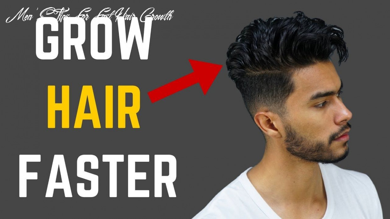 How to grow hair faster, thicker & fuller | grow hair faster, grow