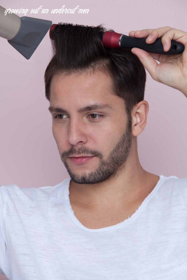 How to grow out your undercut: tips for men all things hair us growing out an undercut men