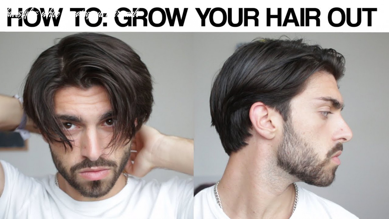 8 Hairstyles While Growing Out Hair Male   Undercut Hairstyle