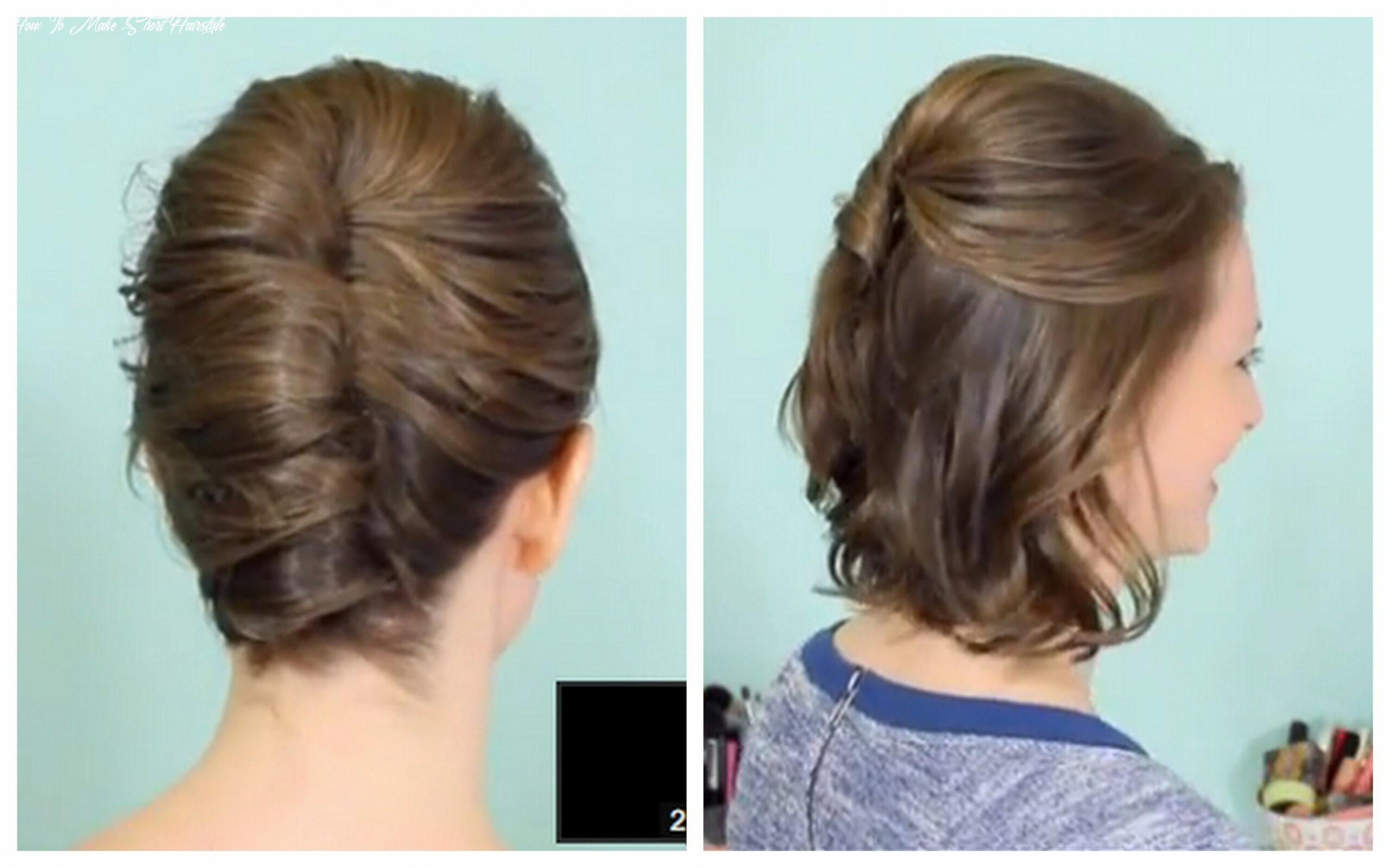 How To Make Super Styles For Short Hair   Ak Clinics