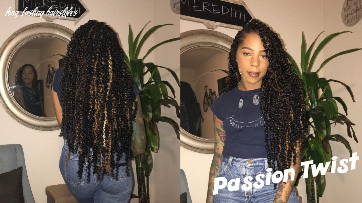 How to passion twist (long lasting)   natural hair styles, twist