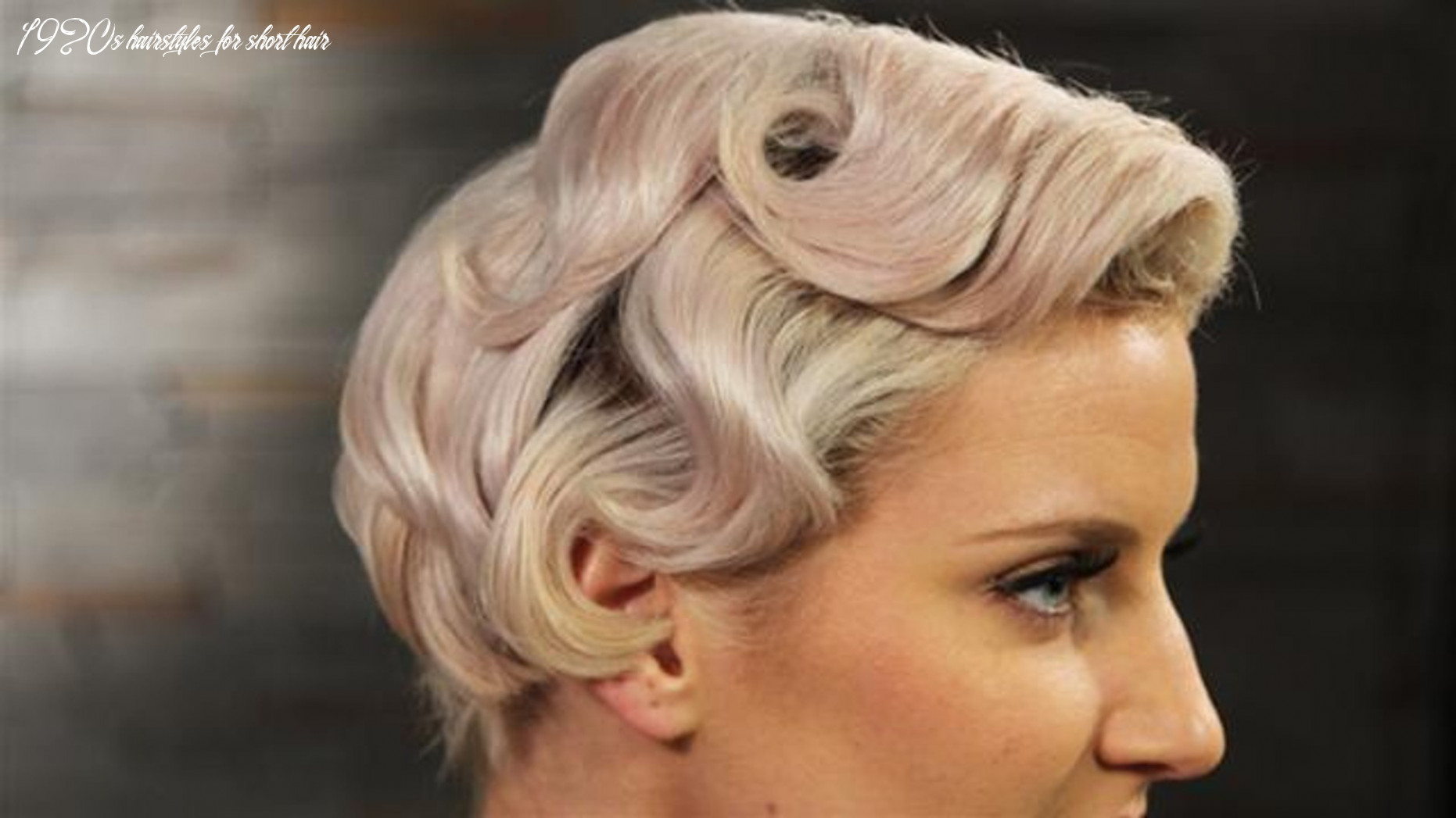 How to style 9s short hair 1920s hairstyles for short hair