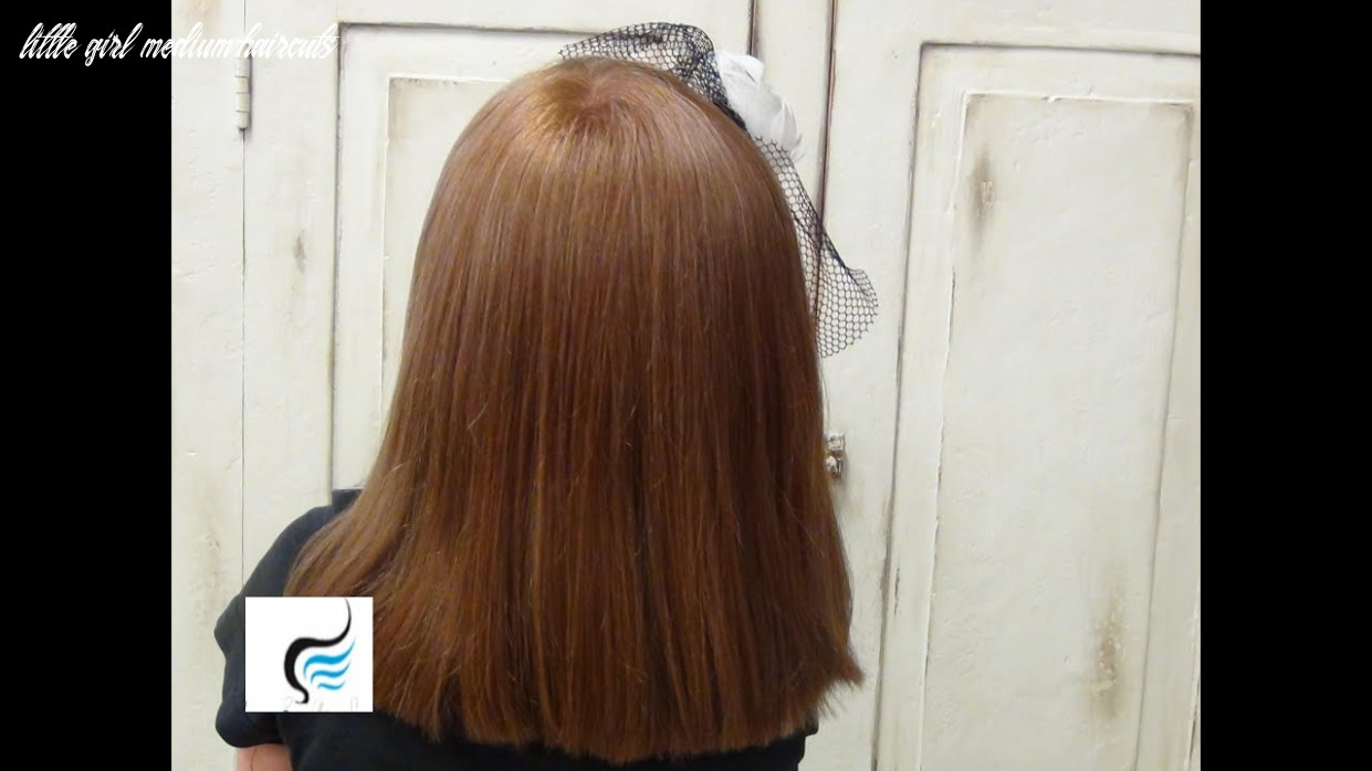 (how to style) medium layered hairstyles for little girls little girl medium haircuts