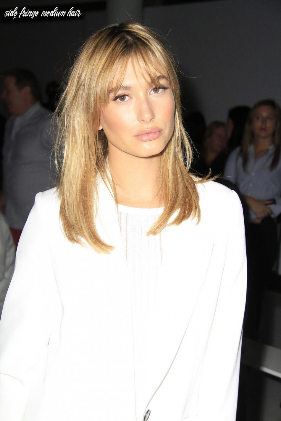 How to style side swept bangs like 8 of the chicest celebrities