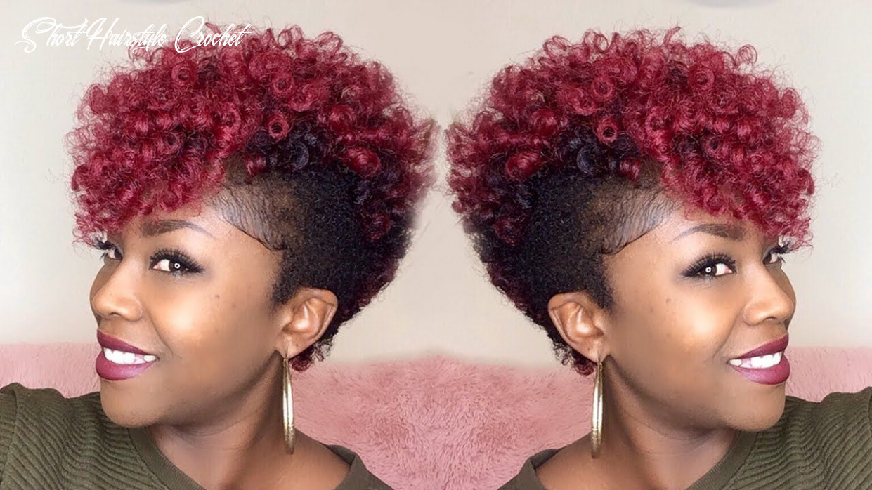How to tapered crochet mohawk janet yoyokalon hair super itchy