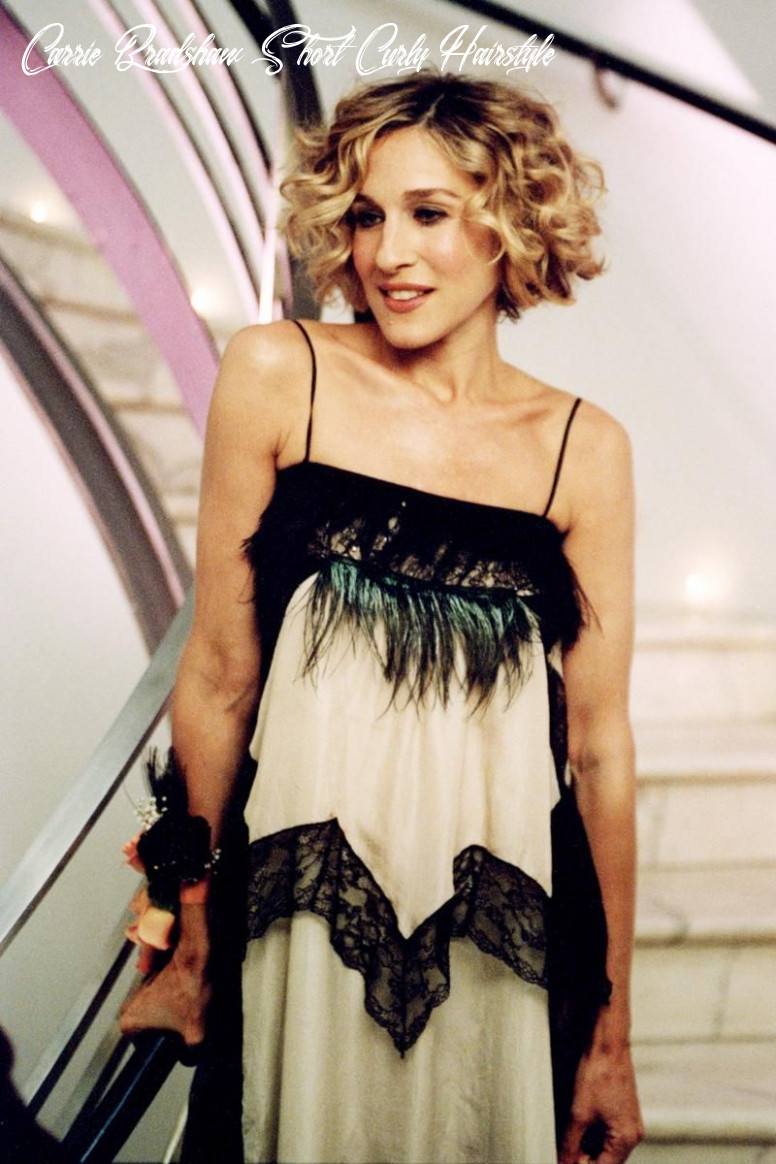Huge news for satc fans   carrie bradshaw hair, curly hair styles