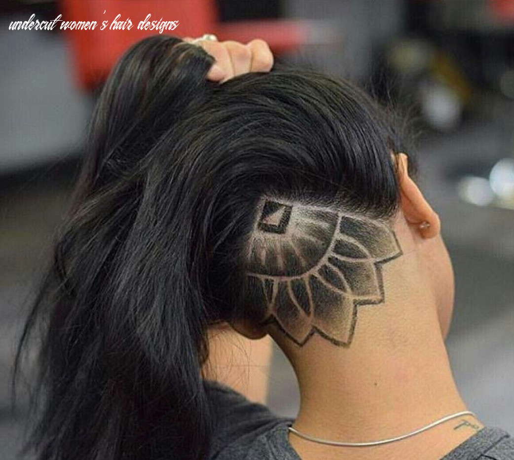 I want one really bad | Undercut hair designs, Undercut hairstyles ...