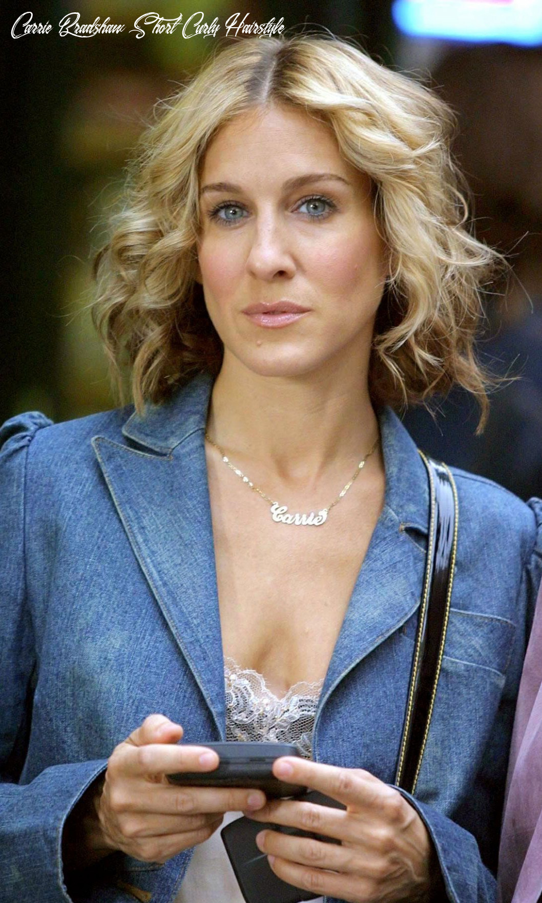 Iconic short hairstyles   carrie bradshaw hair, short hair styles