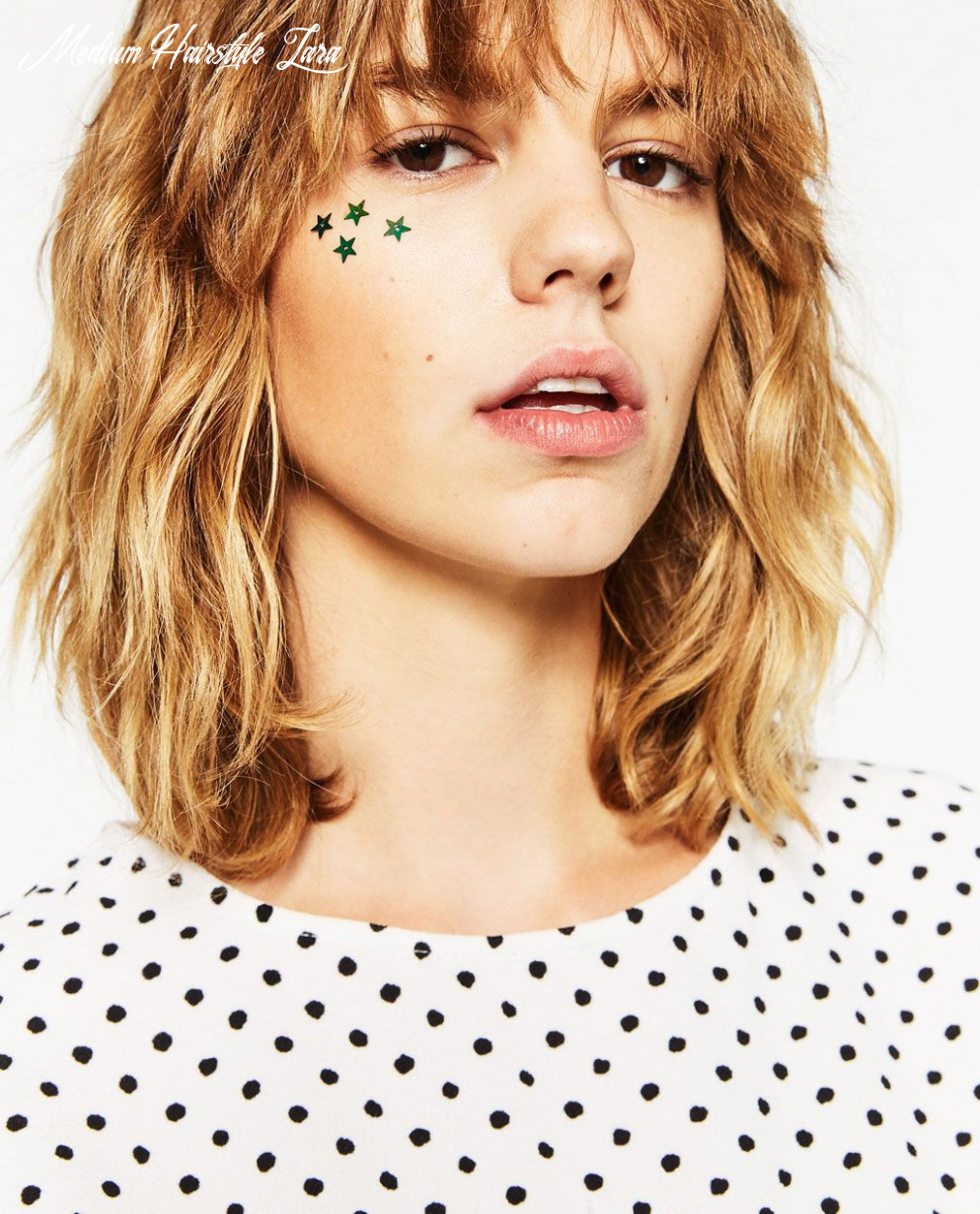 Image 9 of polka dot top from zara | best beauty tips, eye makeup