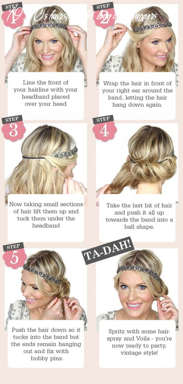 Image result for 10s hairstyles for long hair tutorial | vintage