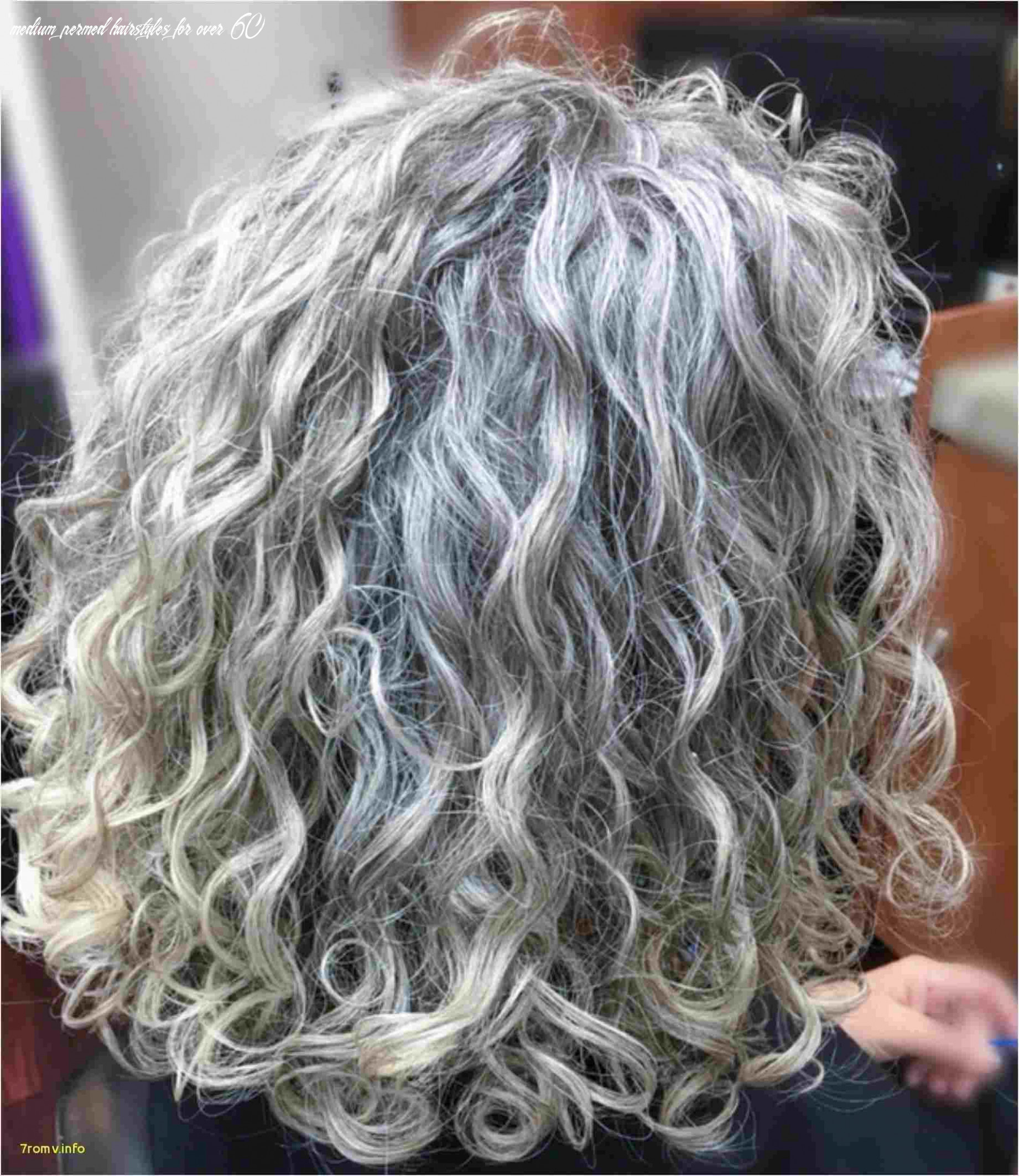 Image result for body wave perm before and after pictures | grey