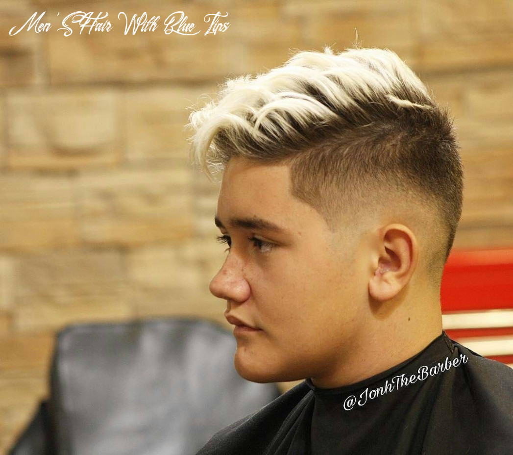 Image result for boys hair do with bleached tips | boys dyed hair