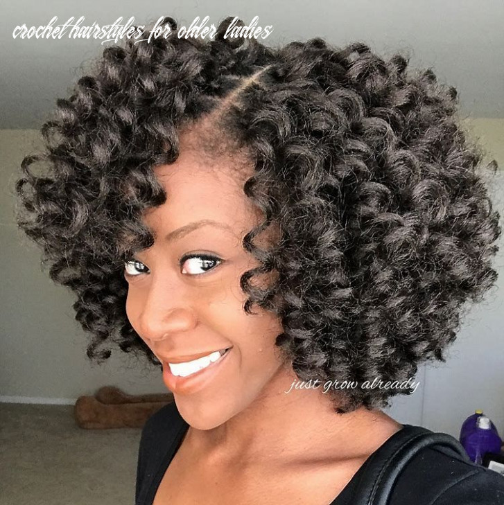 Image result for crochet hairstyles for older women | curly