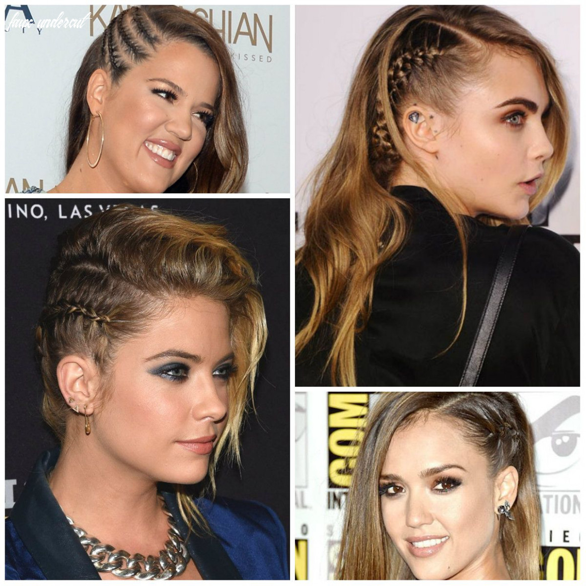 Image result for faux undercut short hair | braided hairstyles