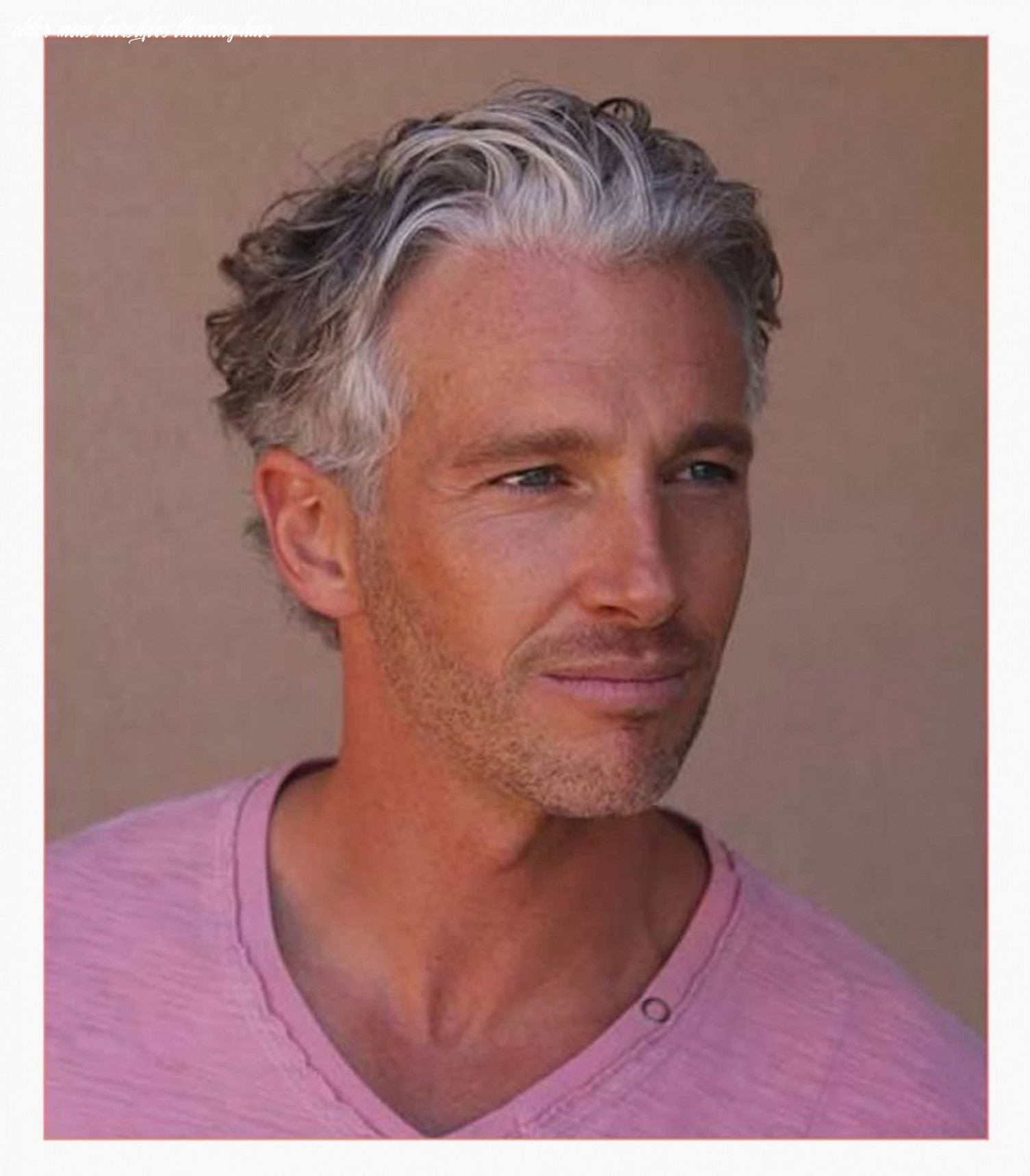 Image result for grey haired mens hairstyles #menshairstylesmedium