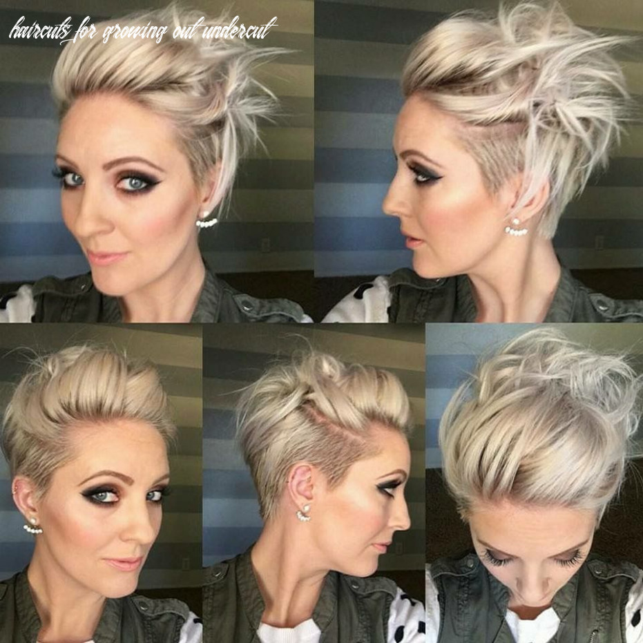 Image result for grow out undercut pixie | trendy short hair