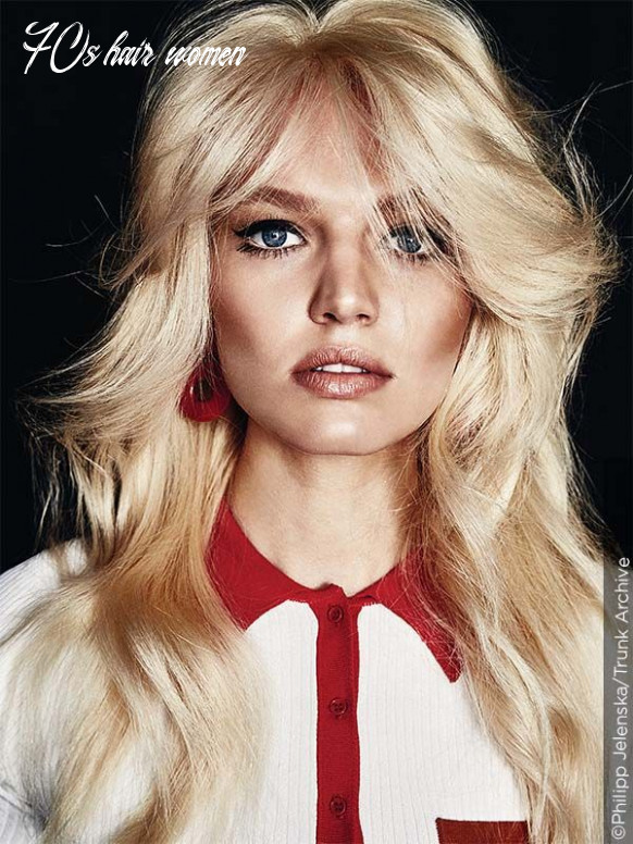 Image result for seventies brushed out hair | disco hair, 11s hair