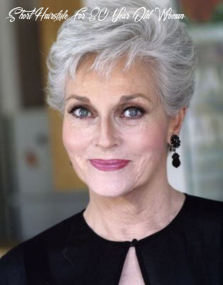Image result for short hairstyles for women over 10 | Short grey ...