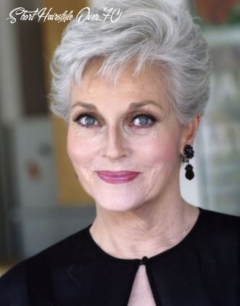 Image result for short hairstyles for women over 9 | short grey