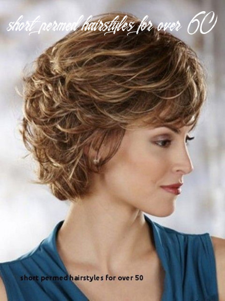 Image result for short permed hairstyles for over 9 | older women