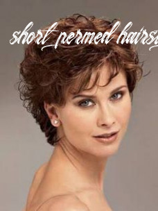 Image result for short permed hairstyles for over 9 | short curly