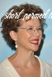 Image result for short permed hairstyles for over 9 (with images