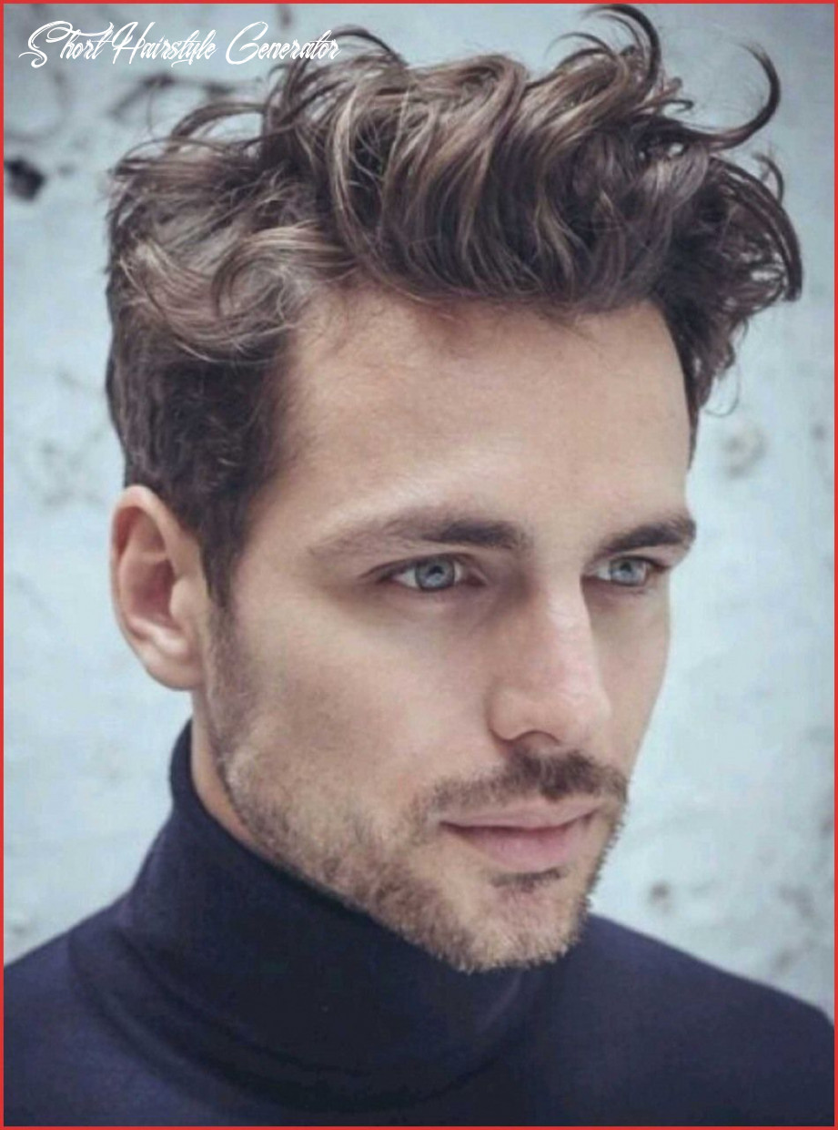 Inspirational hairstyle generator male stock of hairstyle ideas