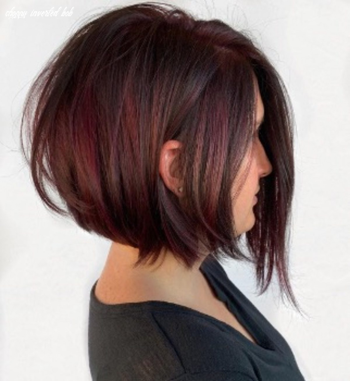 Inspiring Versatility and Classy Feel of a Stylish Inverted Bob ...