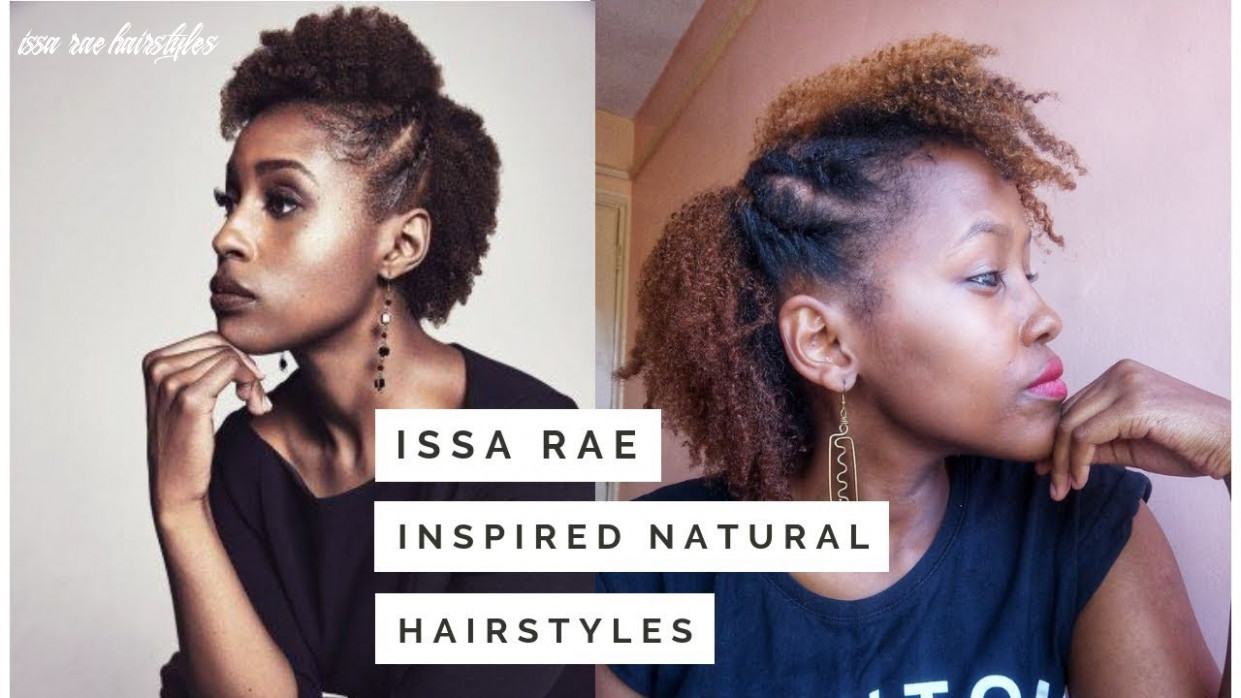 Issa rae inspired natural hairstyles | for all hair types issa rae hairstyles