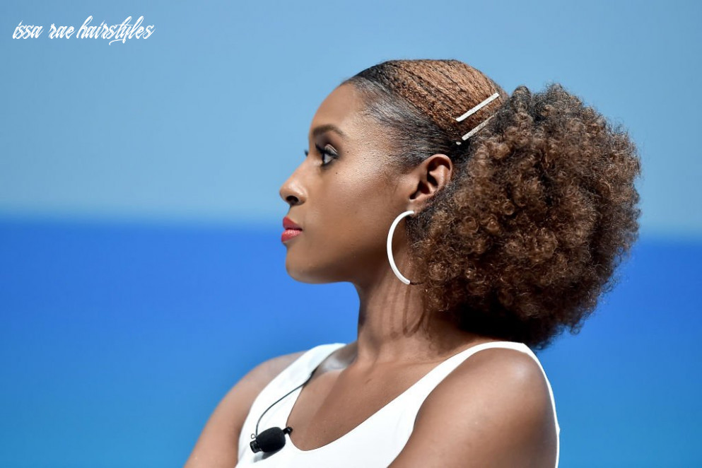 Issa Rae's Top 12 Natural Hair Moments On The Red Carpet ...