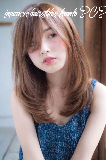 Japanese hairstyles – latest hairstyle in 12 japanese hairstyles female 2020