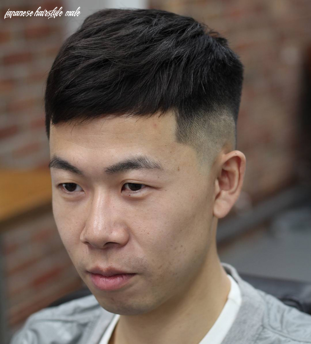 Japanese men haircut menhairdos japanese hairstyle male