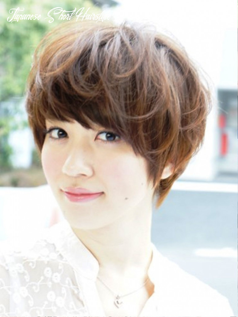 Japanese short hairstyle for summer | hairstyles cool japanese short hairstyle