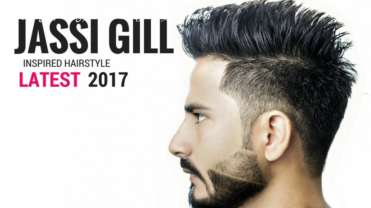 Jassi gill hairstyle | jassi gill hair cutting style inspired indian hairstyle for men