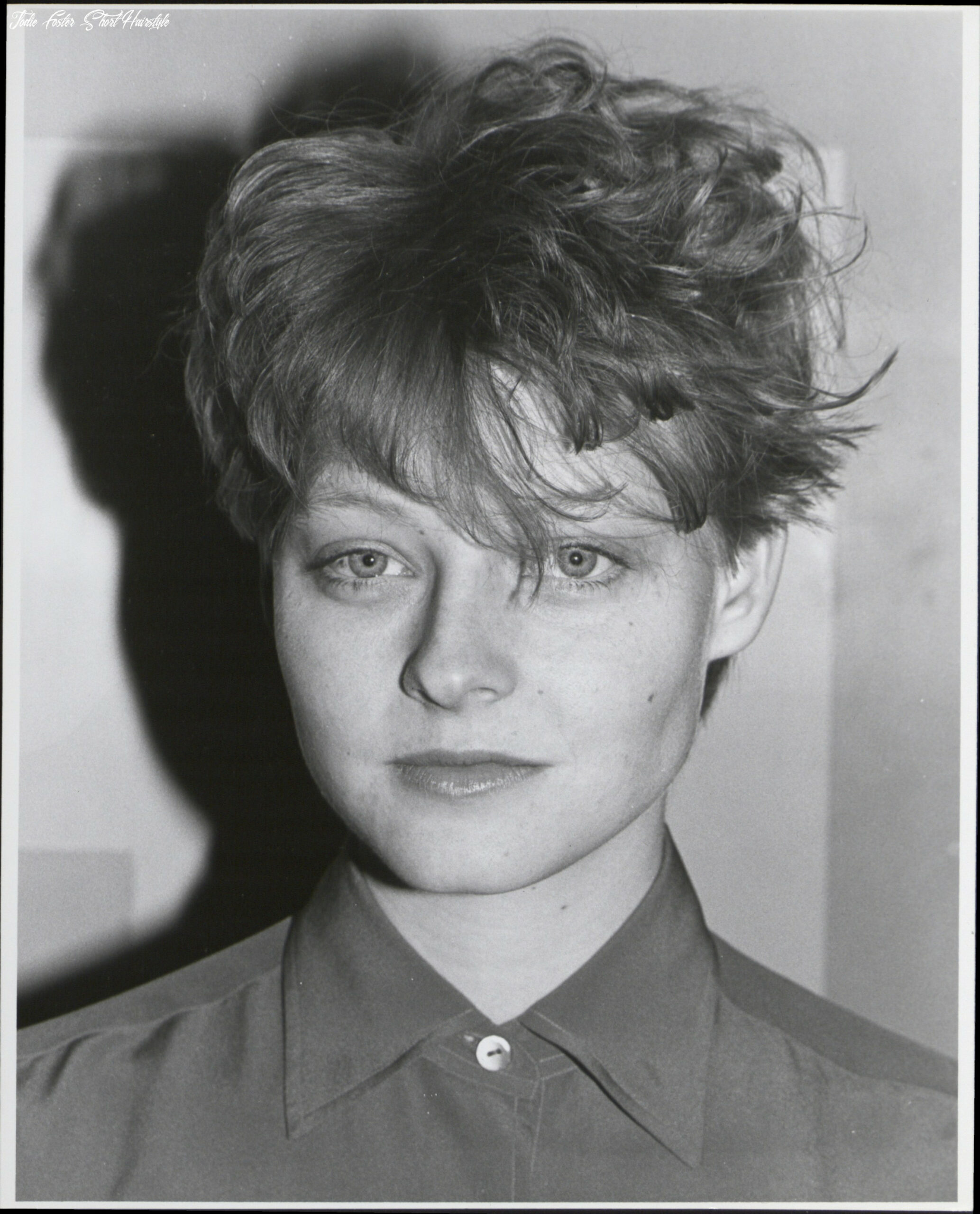 Jodie foster had the best haircut ever, we feel (photo) | huffpost